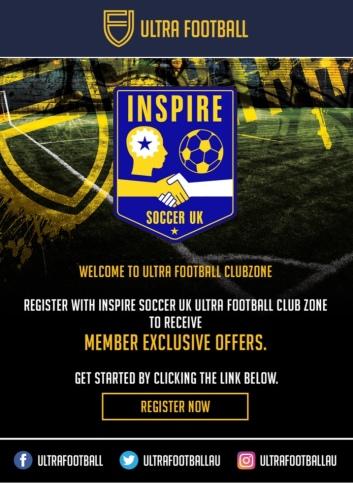 Ultra Football. Our Kit & Ball Partner.